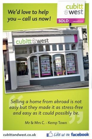 Cubitt & West, Brighton (Kemp Town)branch details
