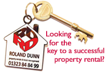 Roland Dunn Residential Rentals & Block Management, Hailsham