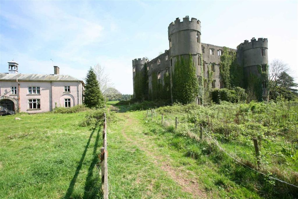 detached house for sale in ruperra castle nr cardiff lower machen