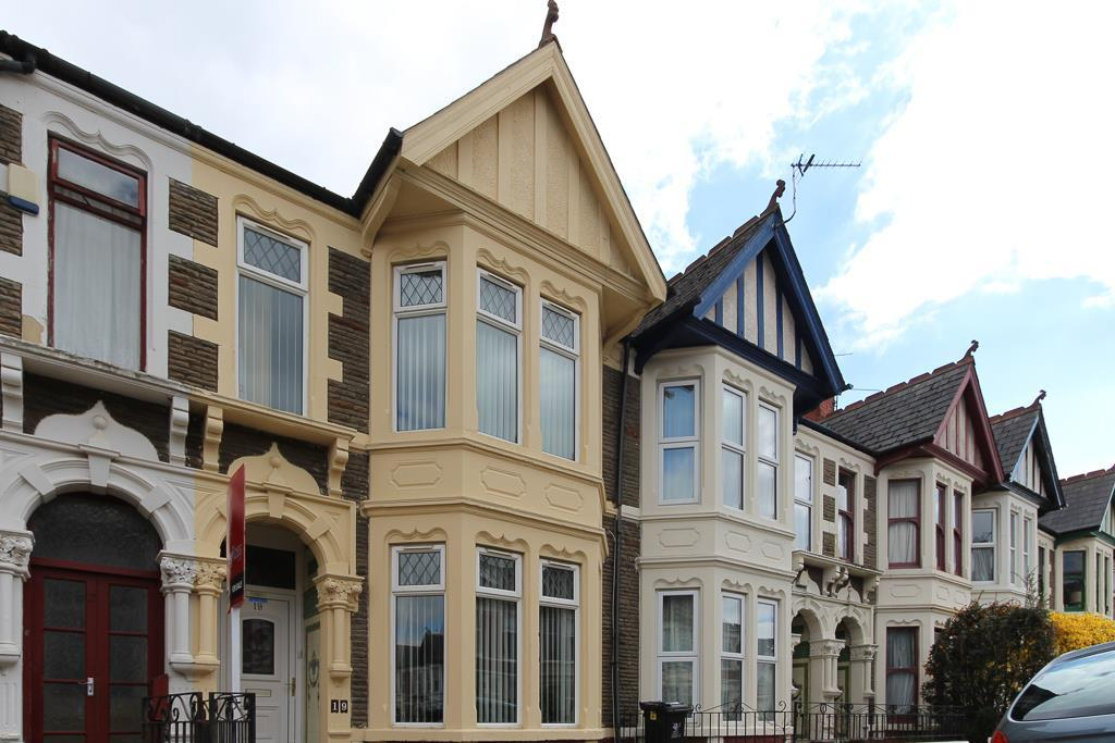 3 bedroom house for sale in roath court place roath