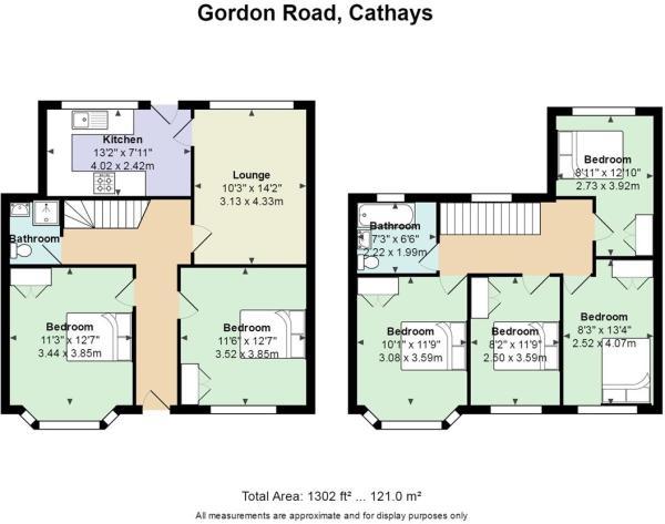 52 Gordon Road, Cath