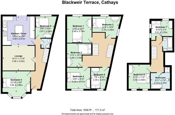 15 Blackweir Terrace