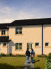 new development for sale in Station Wynd, Dunblane...