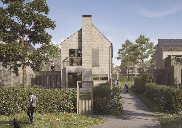 The Chimney House C