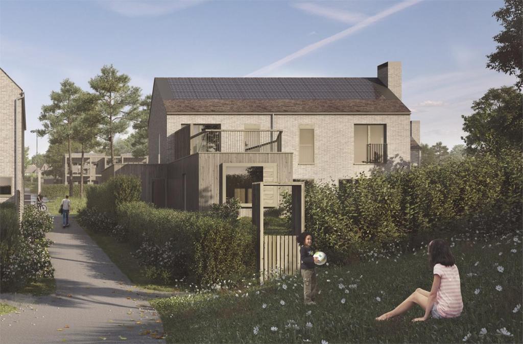 Corner House CGI