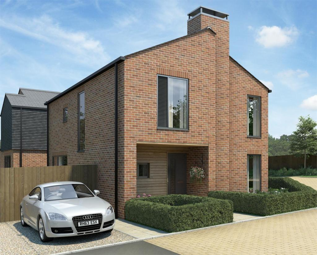 3 bedroom detached house for sale in winchester hampshire