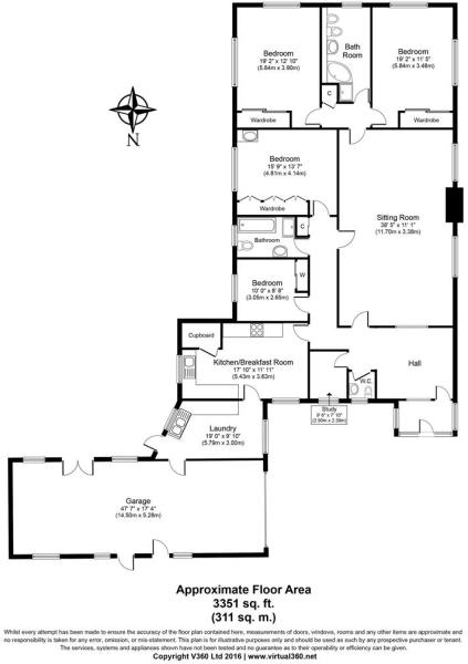 Floorplan Springfiel