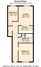 26 Knoll Close floor plan