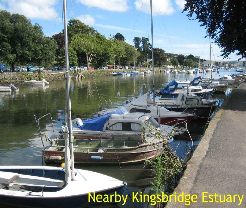 2 bedroom terraced house for sale in kingsbridge devon tq7 for Kingsbridge house
