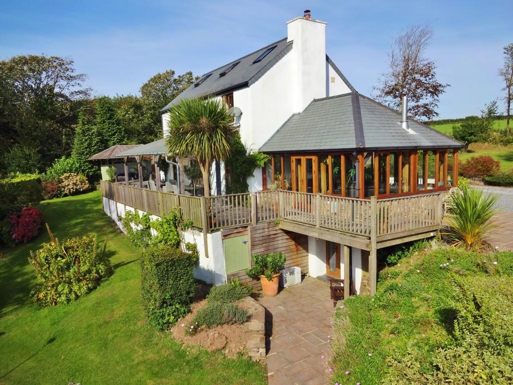 4 bedroom detached house for sale in ringmore kingsbridge for Kingsbridge house
