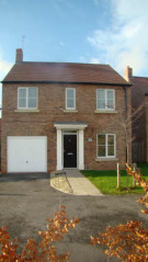 4 bedroom new house in 18 CHESTNUT WAY SELBY...
