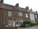 Terraced house in Annie Street, Selby...