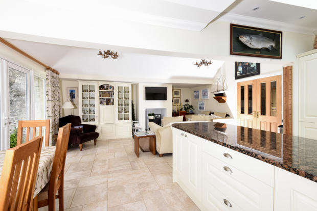 Lovely 4 Bedroom Detached House For Sale In Membland NEWTON FERRERS South Devon PL8