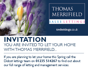 Get brand editions for Thomas Merrifield, Didcot- Lettings