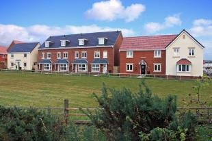 Burton Woods at Whitworth Park by Barratt Homes, Whitworth Road,