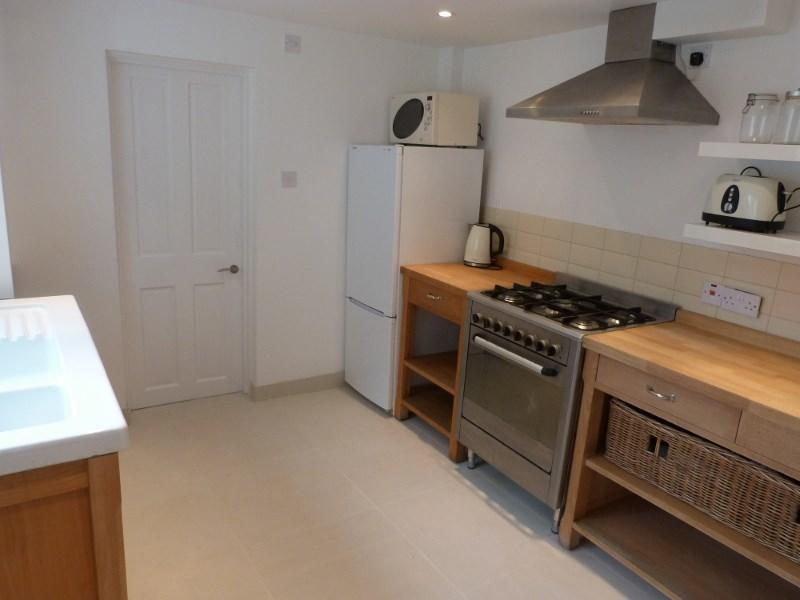 Cook's kitchen!