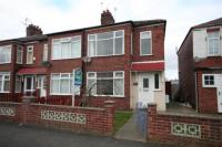 Terraced house in Woodlands Road, Hull...