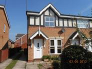Butterfly Meadows semi detached house to rent