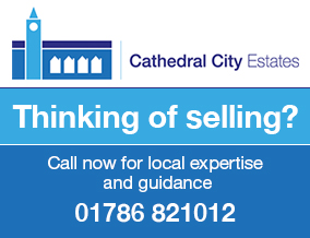 Get brand editions for Cathedral City Estates, Dunblane