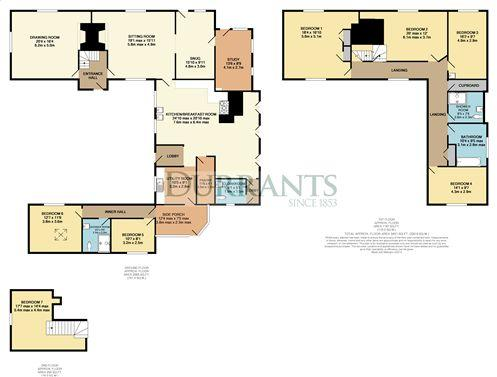Pound Farm floorplan