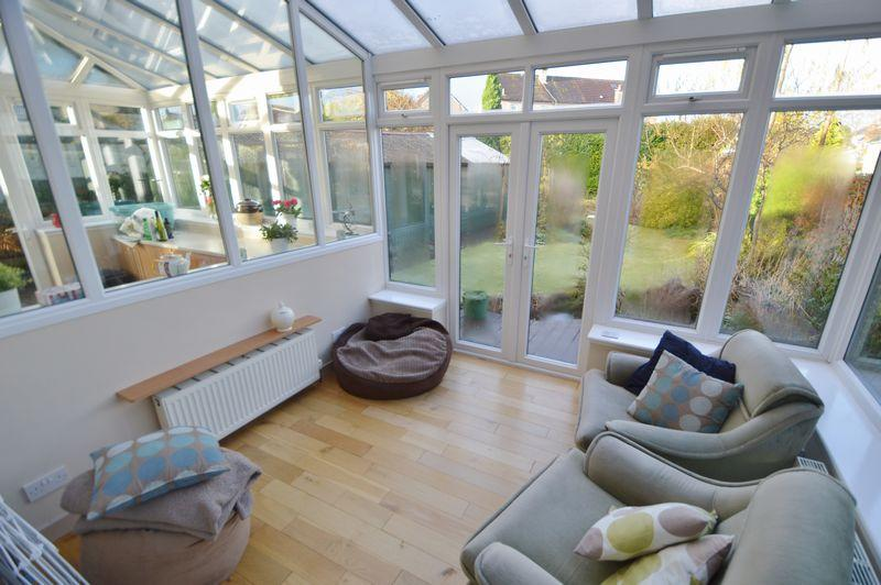 Conservatory view 2