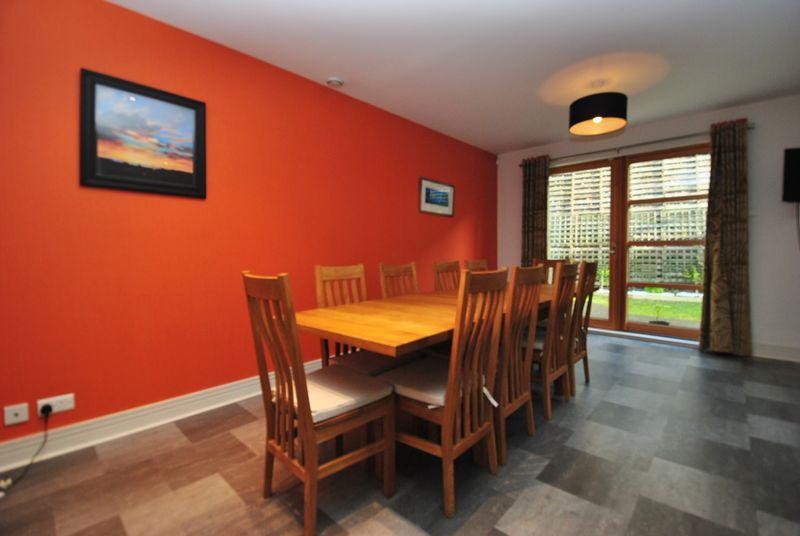 Kitchen/dining view 2