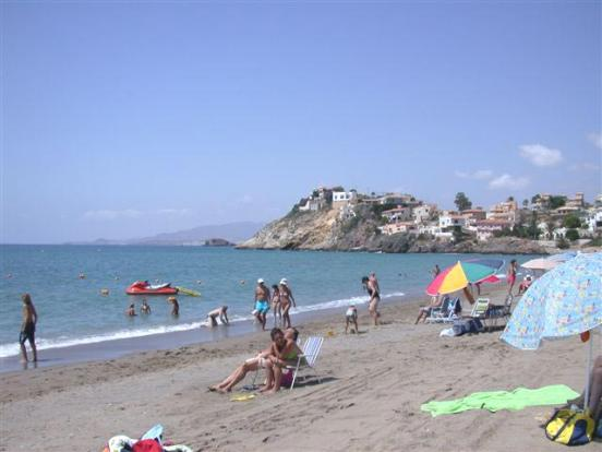 Bolnuevo Beach