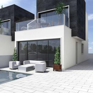 3 bedroom new home in San Pedro del Pinatar...