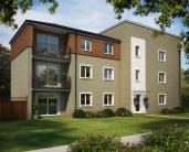 2 bed new Apartment for sale in Romsey Road, Yeovil...
