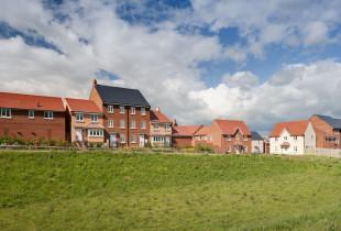Wyndham Park by David Wilson Homes, Romsey Road, Yeovil, BA21 5XN