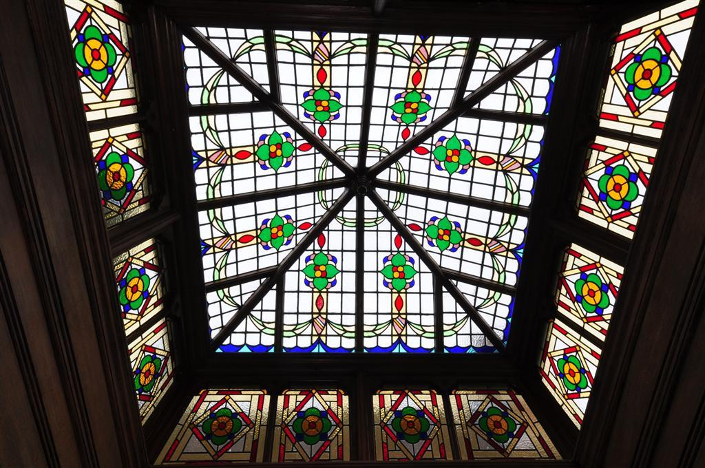 Stained Glass Atrium
