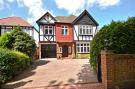 Detached house for sale in Woodford Green, Essex