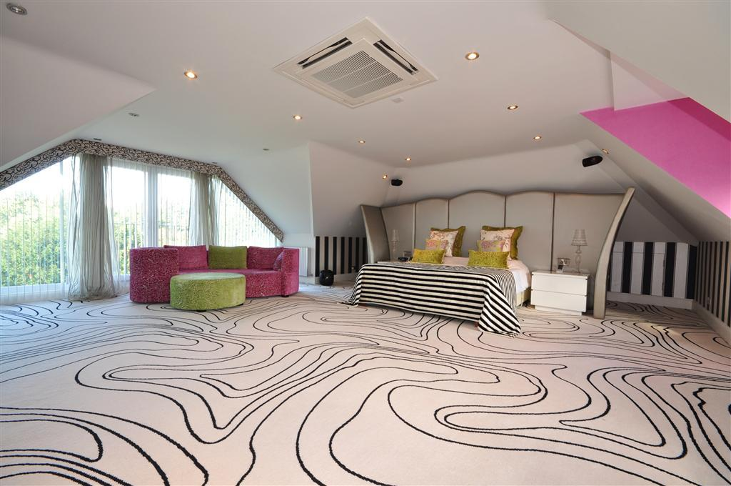 Funky bedroom design ideas photos inspiration for Funky bedroom ideas