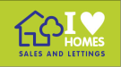 I Love Homes, Garstang logo