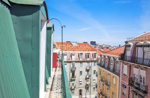 1 bedroom Apartment in Lisbon, Lisbon, Portugal
