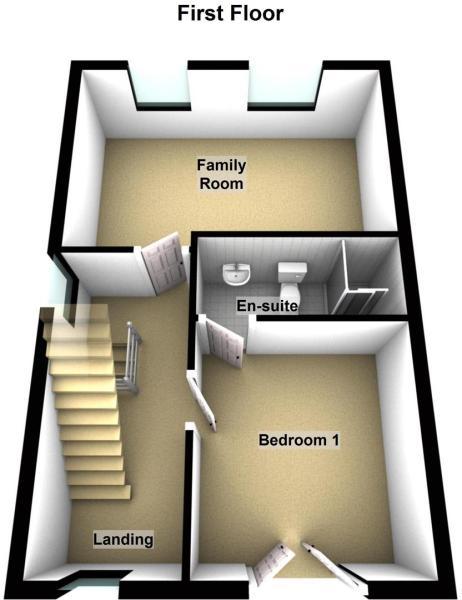 Gladstone - Floor 1.