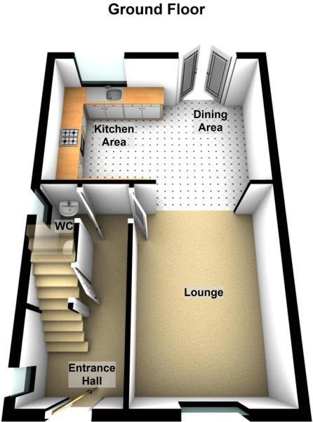Gladstone - Floor 0.