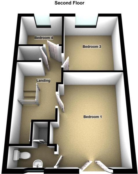 Greenwich - Floor 2.