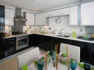 4 bed new property in Smannell Lane Andover...