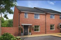 3 bed new house for sale in Smannell Lane Andover...