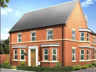 St John's Place by David Wilson Homes, Westminster Road,