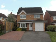 4 bedroom Detached house to rent in Stradlers Close, Wootton...