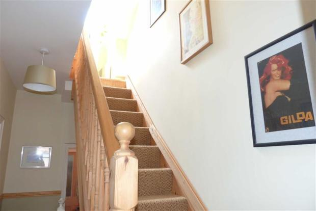 Staircase to upstair