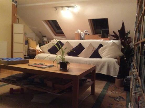 Loft room/bed 4