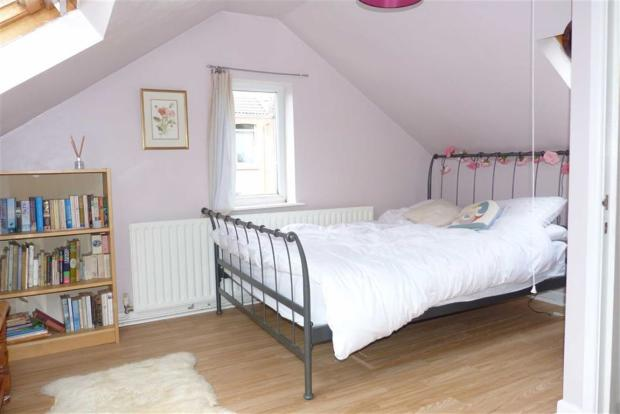 Bedroom two (loft)