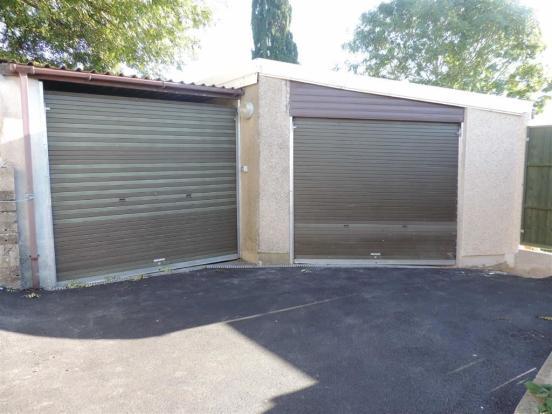 X 2 Garages
