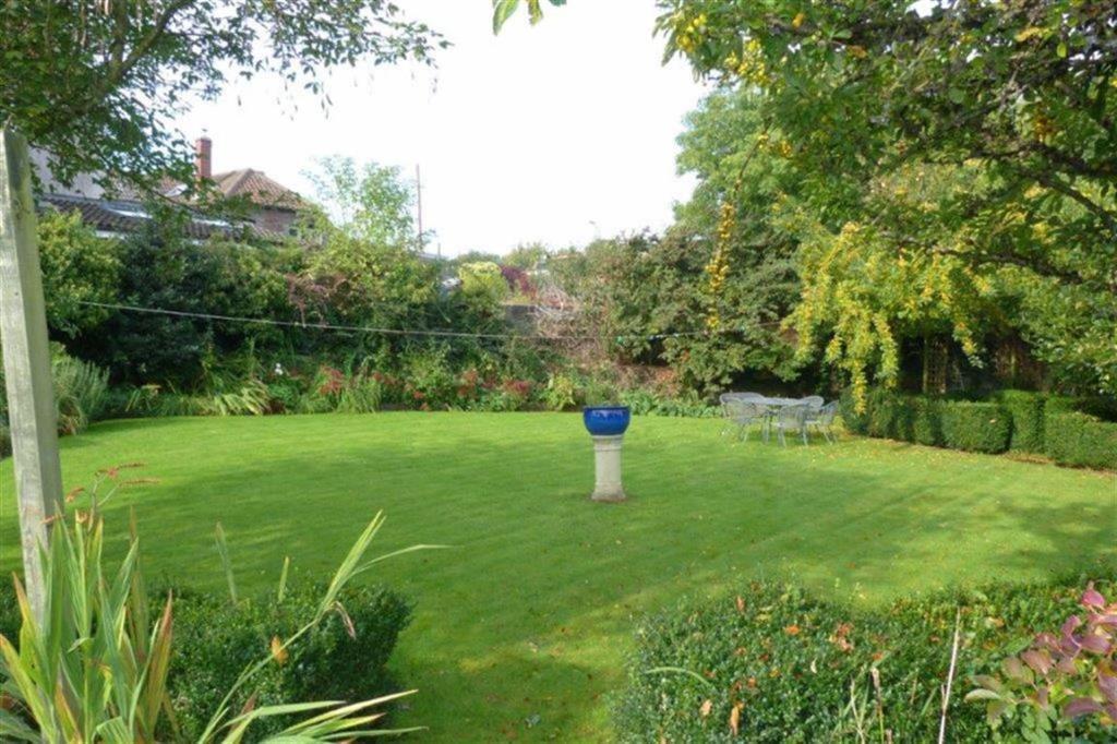 Additional Garden..