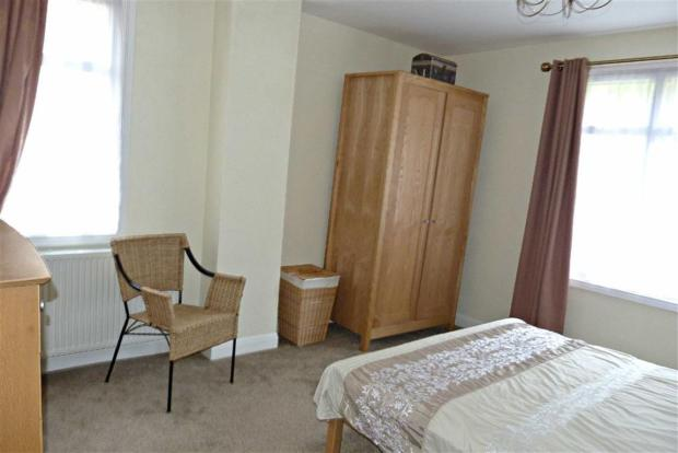 Bedroom two addition
