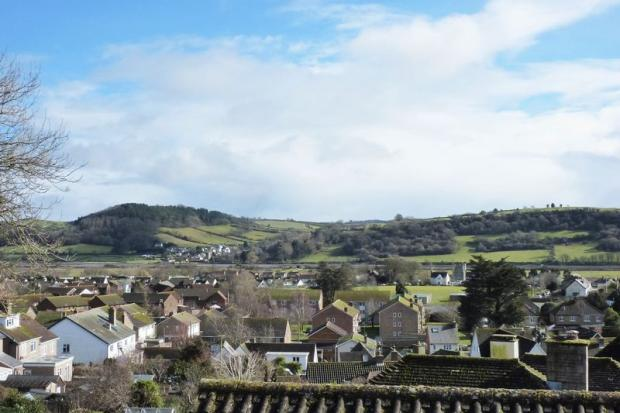 VIEW TO AXMOUTH