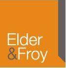 Elder & Froy, Ilminster branch logo